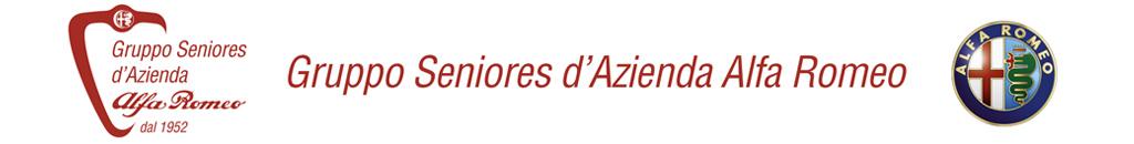 Gruppo Seniores Alfa Romeo